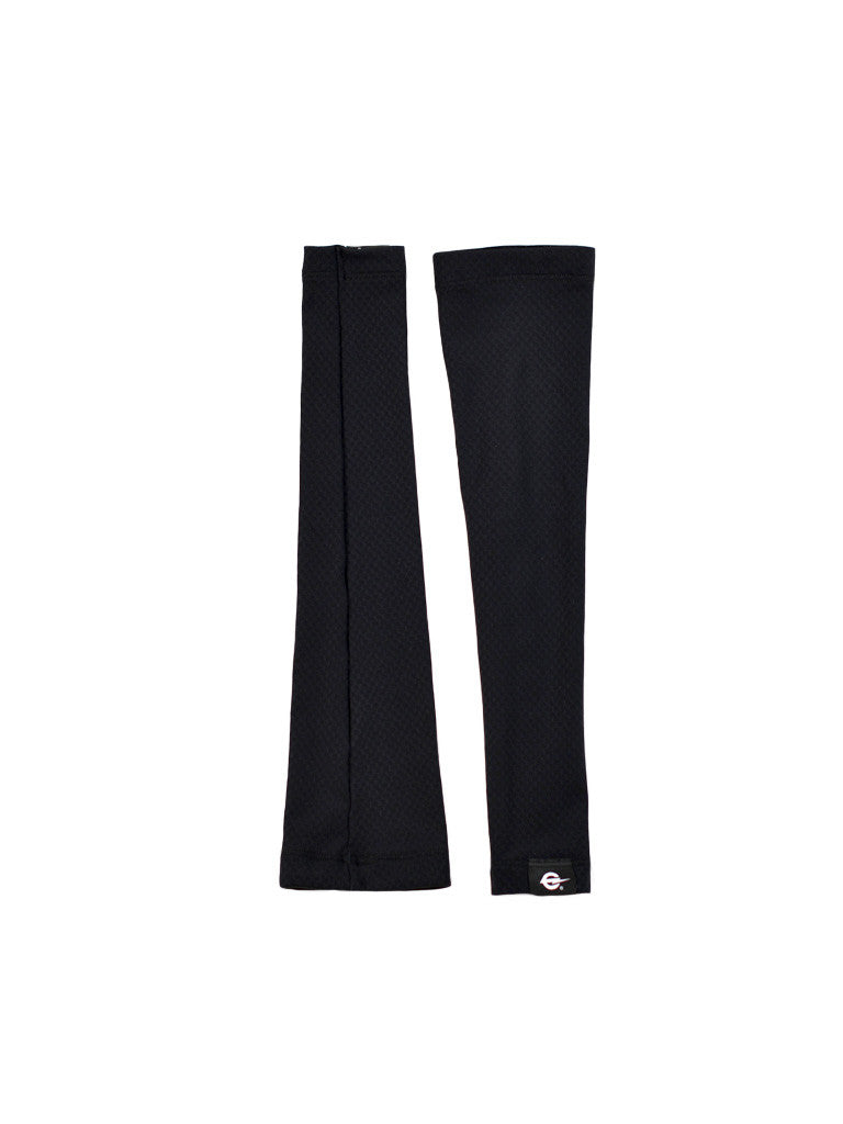 TEN21 - ARM WARMERS - BLACK