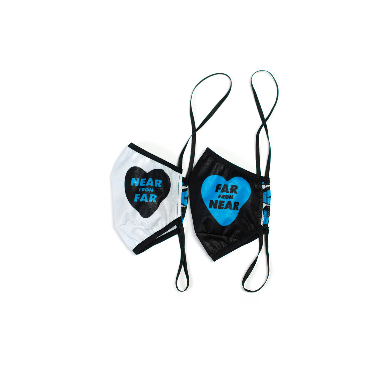 NEAR FROM FAR - 3 LAYER MASK (2 PACK)