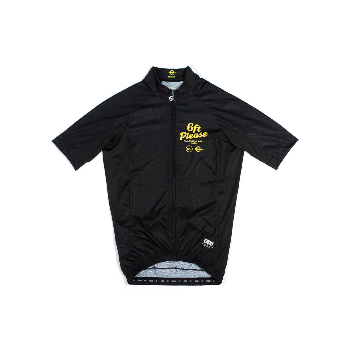 6FT PLEASE - ALAMEDA JERSEY - BLACK
