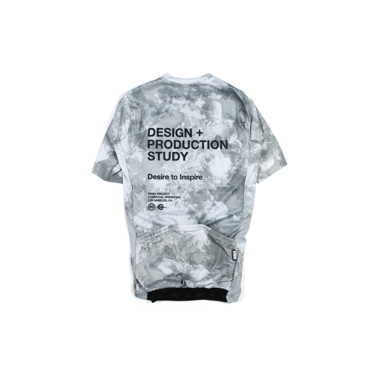CONCRETE - LADERA 2.0 JERSEY - LIGHT