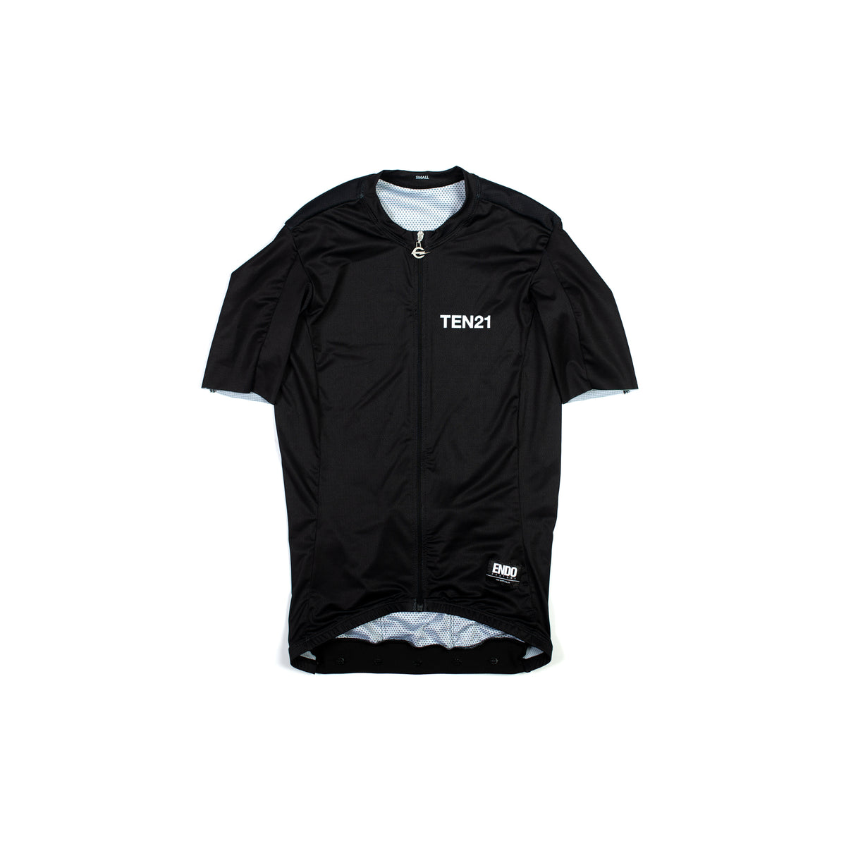 TEN21 - LADERA 2.0 JERSEY - BLACK