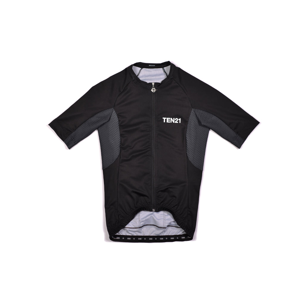 TEN21 - LADERA JERSEY - BLACK