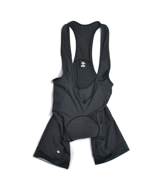TEN21 - MOLINO BIB SHORT - GREY