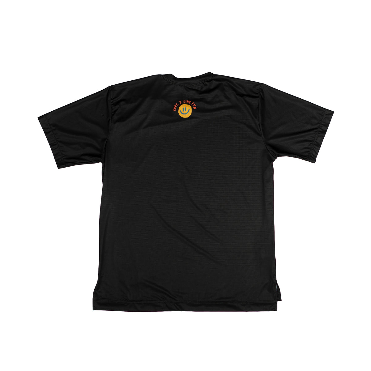 WILL BRYANT - VIRGIL SHORT SLEEVE TECH TEE -BLACK