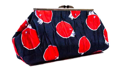 Churring Birds Red Clutch