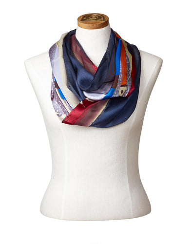 Ice Float Infinity Scarf (Twilight)