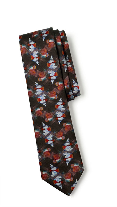 Flight Tie (Black)