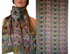 Totem Rectangular Scarf (Earth)