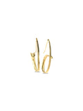 Sweetman Swirl 14k Earrings pattieparkhurst