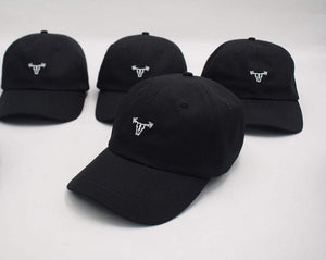 Iconic Dad Hat Black