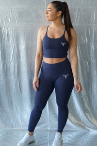 Pre-Order: Limitless Leggings Navy