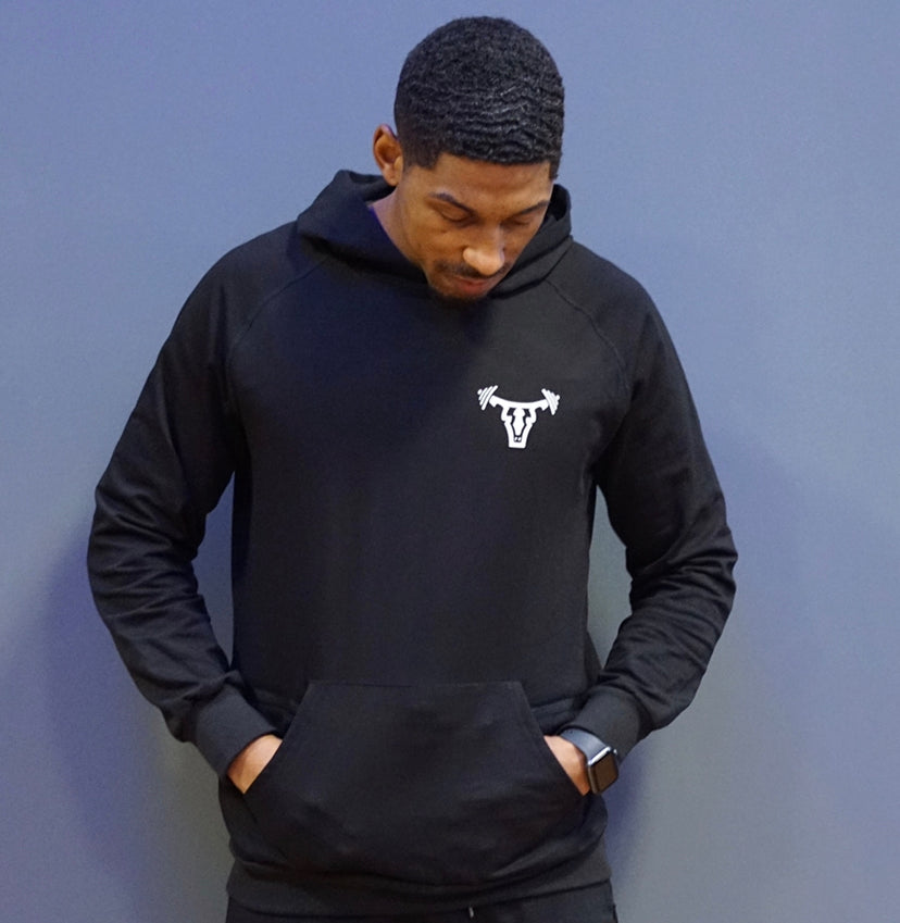 Men's Performance Hoodie Black