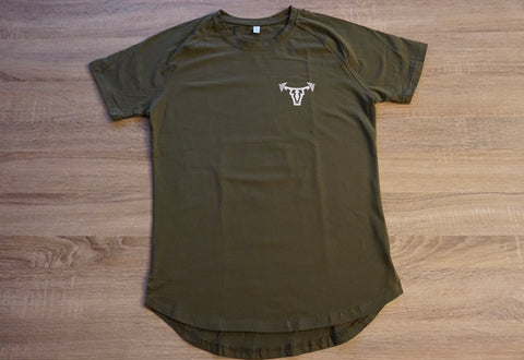 Men's Performance T-Shirt Green