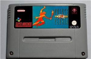 Prince of Persia 2 - SNES (PAL)