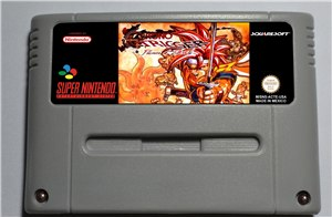 Chrono Triggers Flame of Eternity - SNES (PAL)