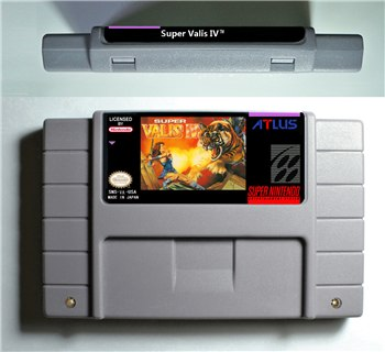 Game Card - Super Valis IV - SNES (NTSC)