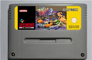 FINAL FIGHT 2 - SNES (PAL)