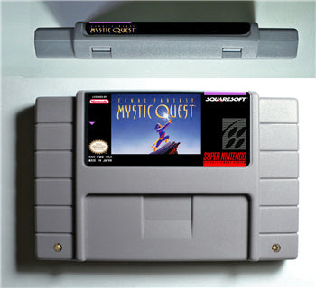Final Fantasy Mystic Quest - SNES (NTSC)