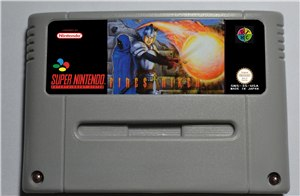 Fire Striker - SNES (PAL)