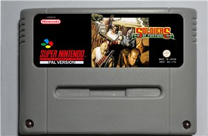 Soldiers of Fortune - SNES (PAL)