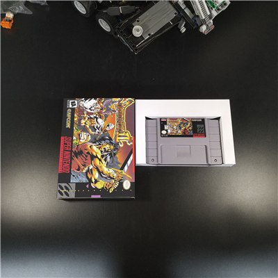 Breath of Fire II Avec boîte d'origine - SNES (NTSC)