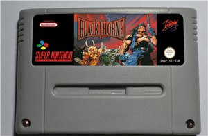 Blackthorne - SNES (PAL)