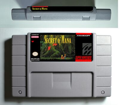Turtles in Time IV - SNES (NTSC)