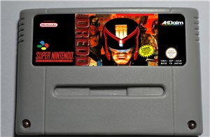 Judge Dredd - SNES (PAL)