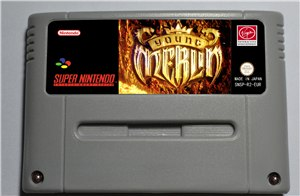 Young Merlin - SNES (PAL)