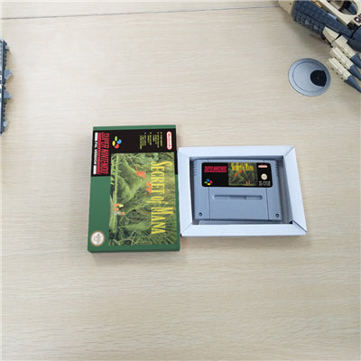 Secret of Mana Avec boîte d'origine - SNES (PAL)