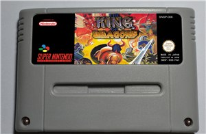 The King of Dragons - SNES (PAL)