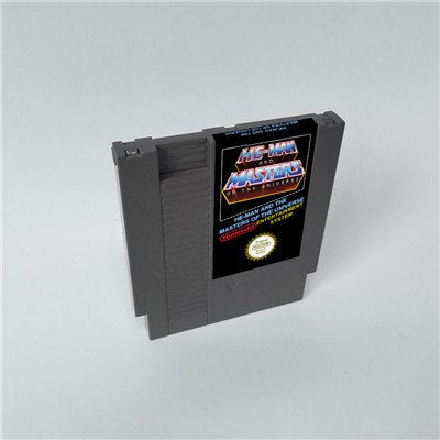 HE-MAN and The Masters of The Universe - NES