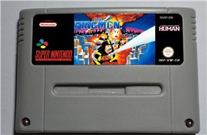 THE FIREMEN - SNES (PAL)
