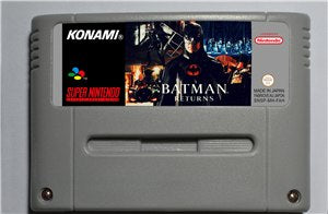Batman Returns - SNES (PAL)
