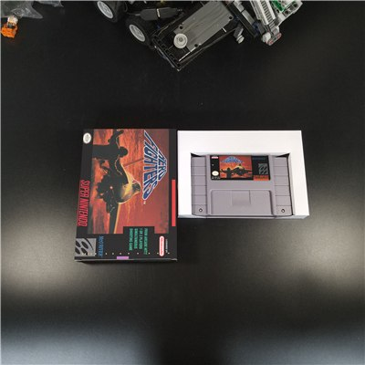 Aero Fighters Avec boîte d'origine - SNES (NTSC)