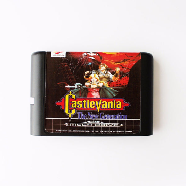 Castlevania The New Generation SEGA MegaDrive