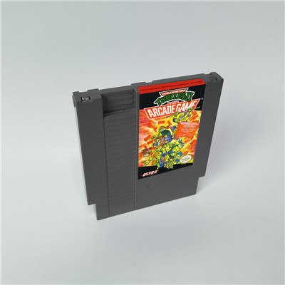 Teenage Mutant Ninja Turtles II The Arcade Game - NES