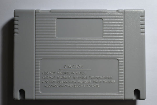 Raiden Trad - SNES (PAL)