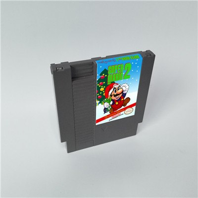 Super Marioed Bros. 2 Christmas Edition - NES