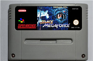 Space Megaforce - SNES (PAL)