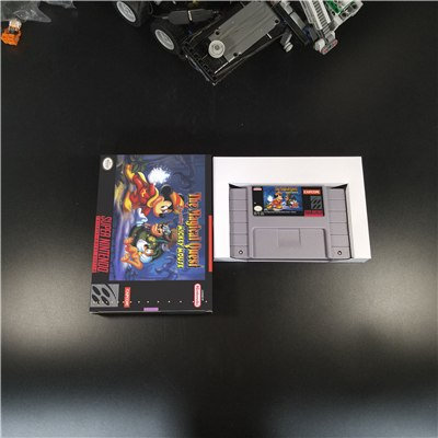 The Magical Quest Starring Mickey Mouse Avec boîte d'origine - SNES (NTSC)