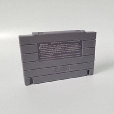 Wild Guns - SNES (NTSC)