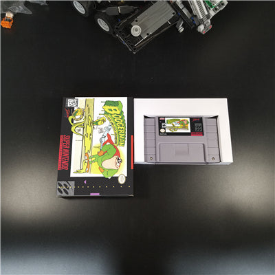 Boogerman - A Pick and Flick Adventure Avec boîte d'origine - SNES (NTSC)