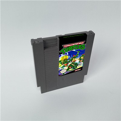 Teenage Mutant Ninja Turtles - NES