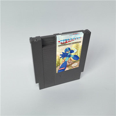 Mega Man In the Mushroom Kingoom - NES
