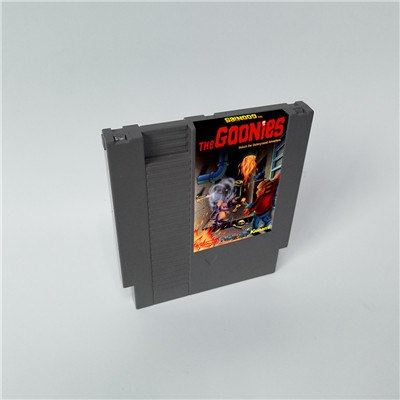 The Goonies Unlock the Underground Adventure - NES