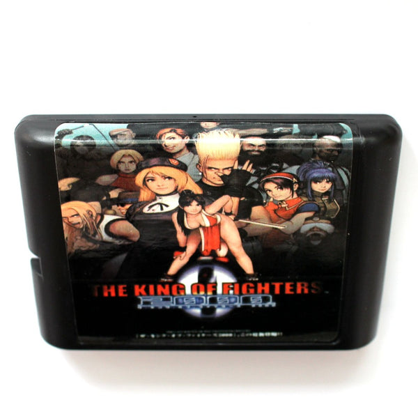 King Of Fighters 2000 SEGA MegaDrive