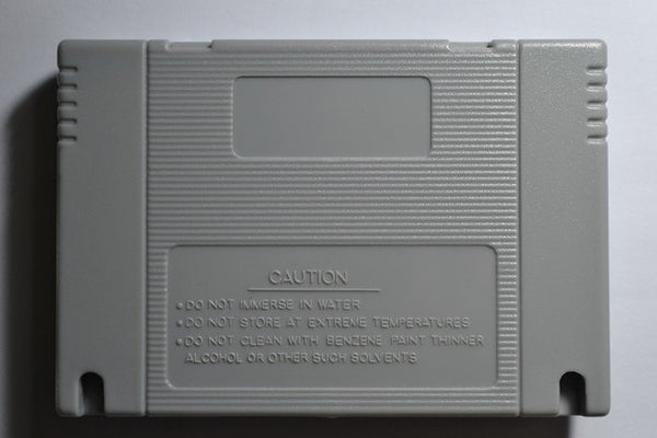 BIO METAL - SNES (PAL)