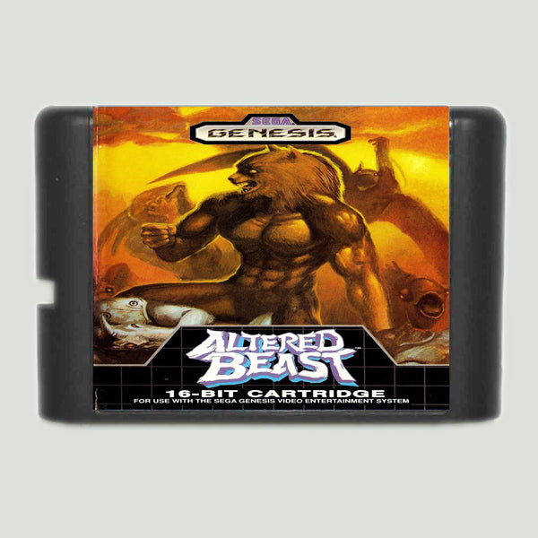 Altered Beast SEGA MegaDrive