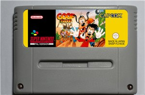 Goof Troop - SNES (PAL)
